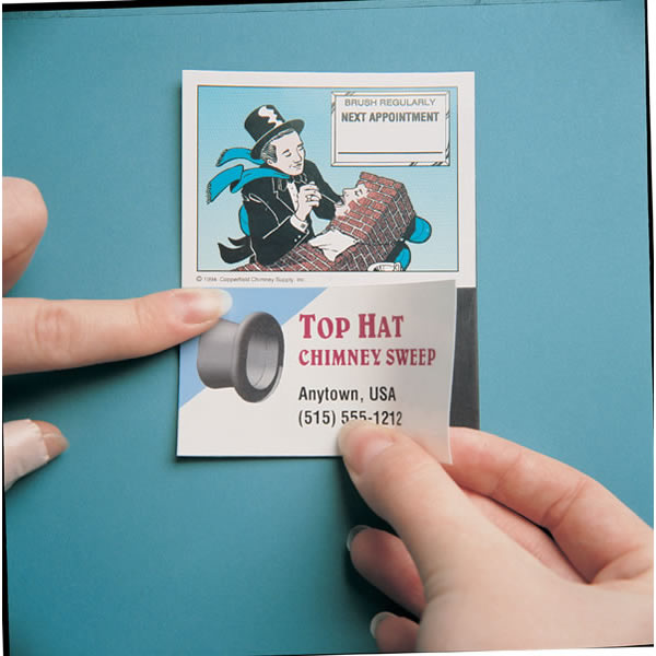 """Dentist Repeat Appointment Magnets And Cards, 4 5/8"""" X 3.5"""", Pack Of 100"""