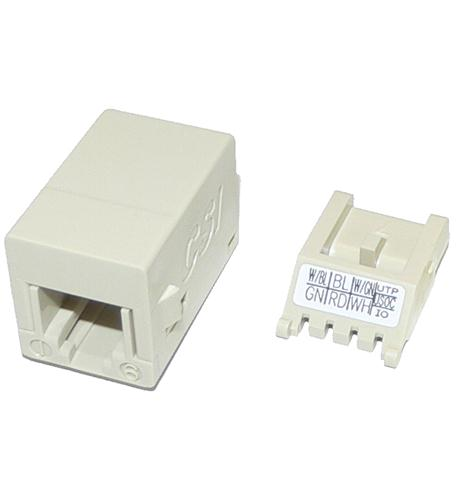 Suttle CAT 3 Jack - Ivory