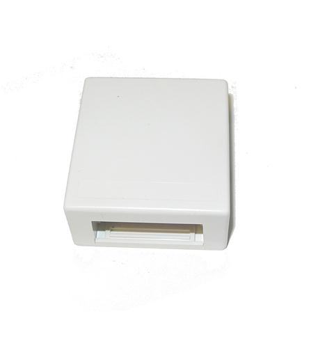Suttle Surface Mount Box - White