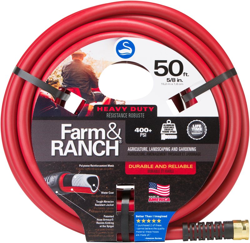 SNFR58050 5/8 IN. X 50 FT. HOSE