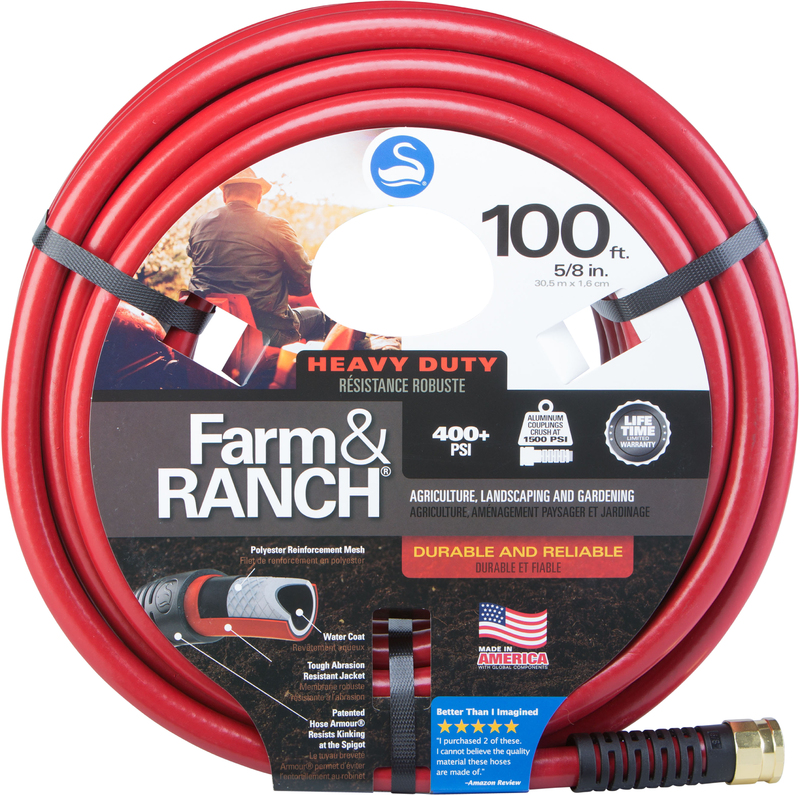 SNFR58100 5/8 IN. X 100 FT. HOSE