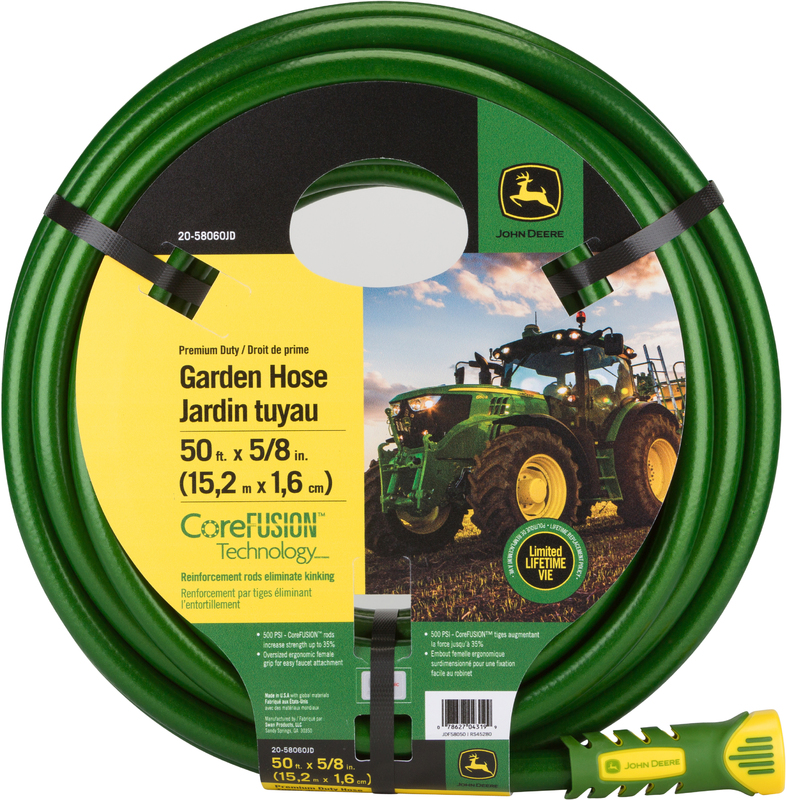 CJDF58050 5/8 IN. X50 FT. HOSE