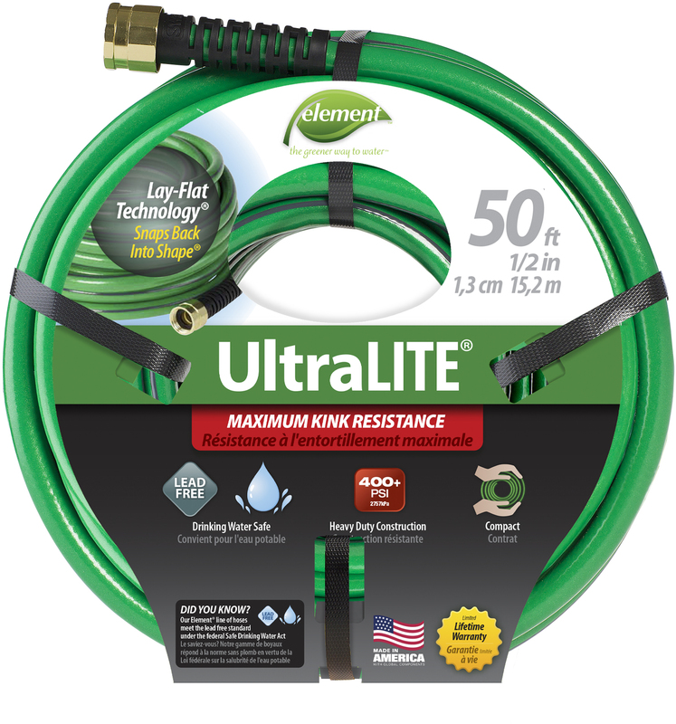 CELUL12050 50 FT. ULTRALITE HOSE