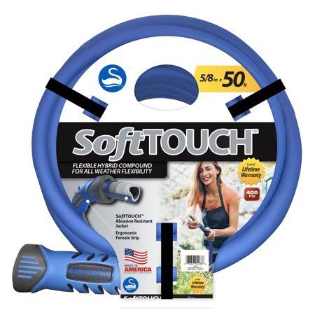 CWMST 5/8 IN. X50 FT. SOFT TOUCH HOSE