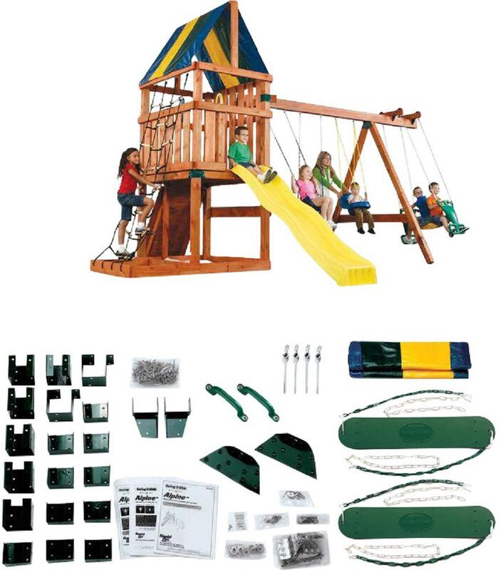ALPINE PLAYGROUND KIT
