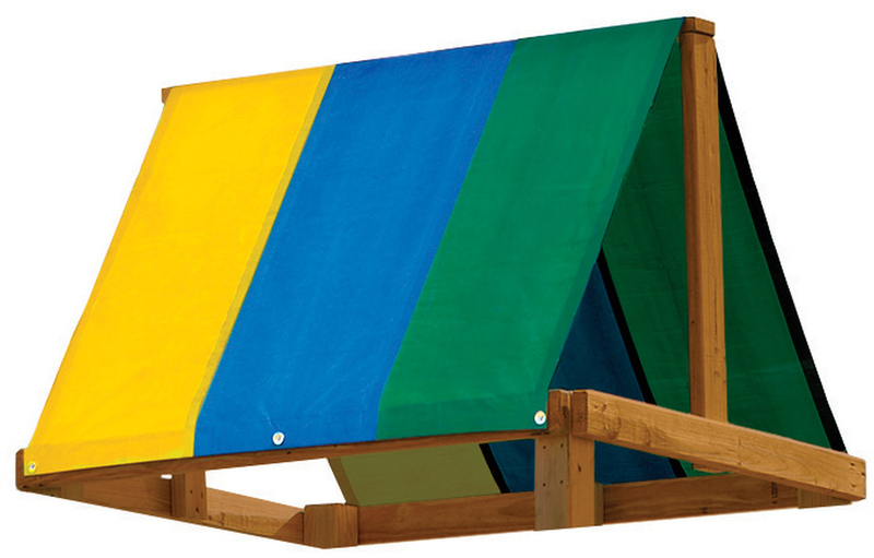 MULTI-COLOR TARP