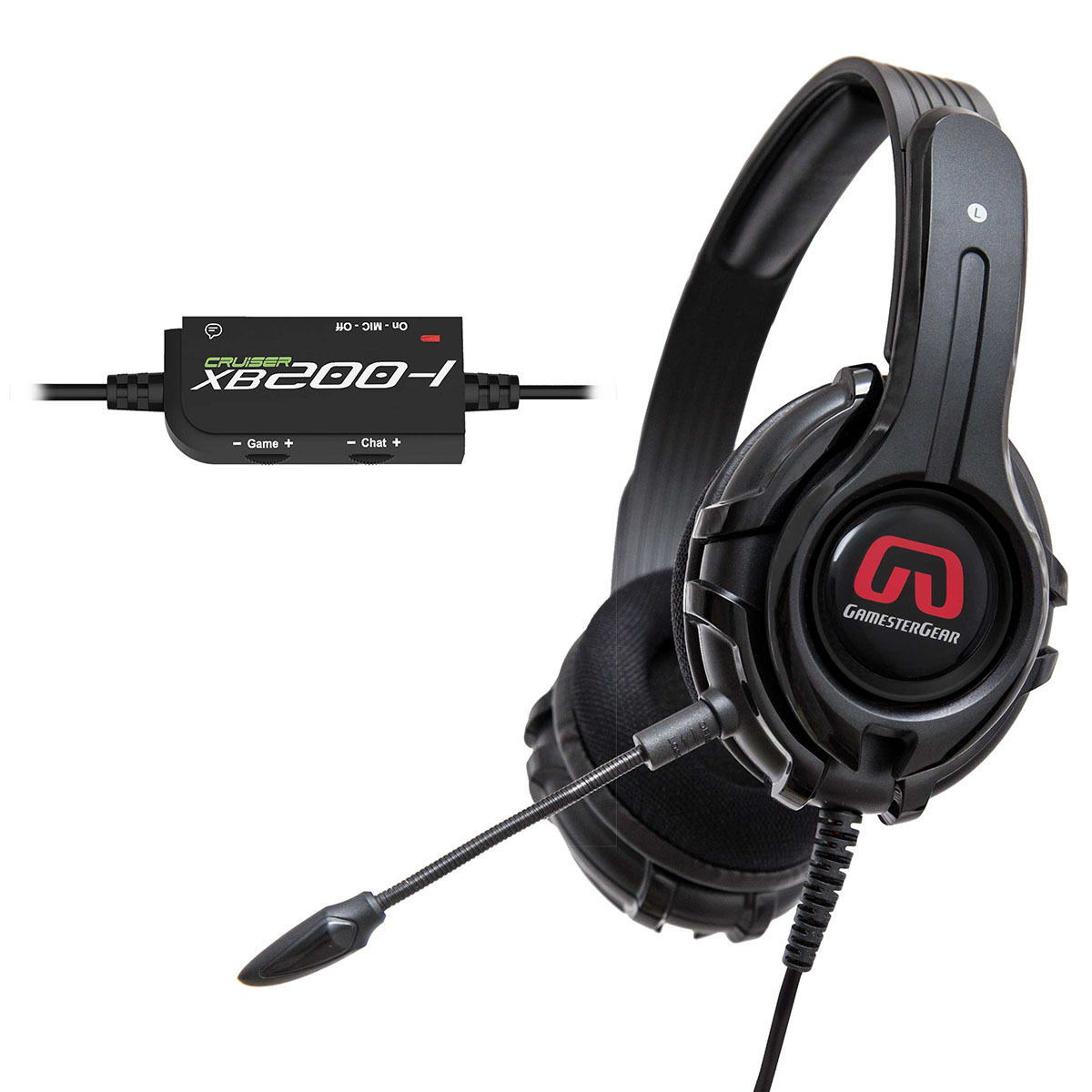 GAMESTERGEAR OG-AUD63082 XB200 HEADSET FOR XBOX 360