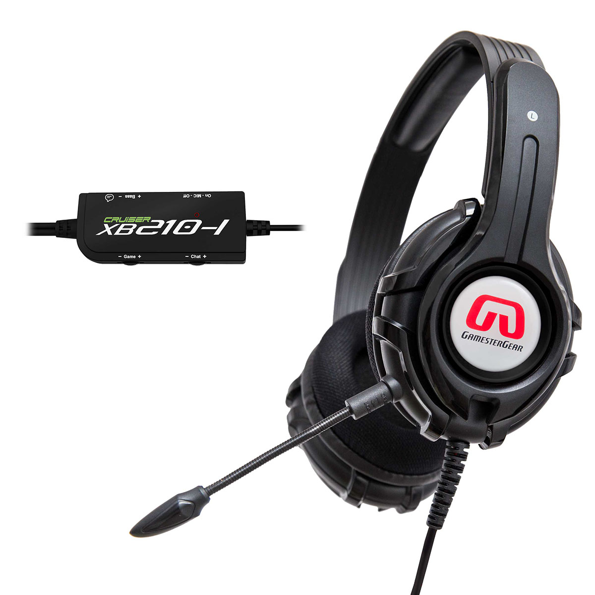 GAMESTERGEAR OG-AUD63083 XB210  HEADSET FOR XBOX360