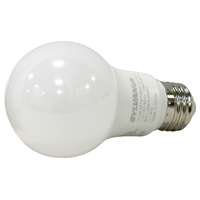 BULB LED 10YR 60W A19 5K 4PK