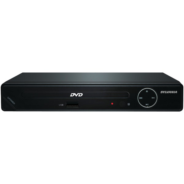 SYLVANIA SDVD6670 HDMI DVD Player with USB Port for Digital Media Playback