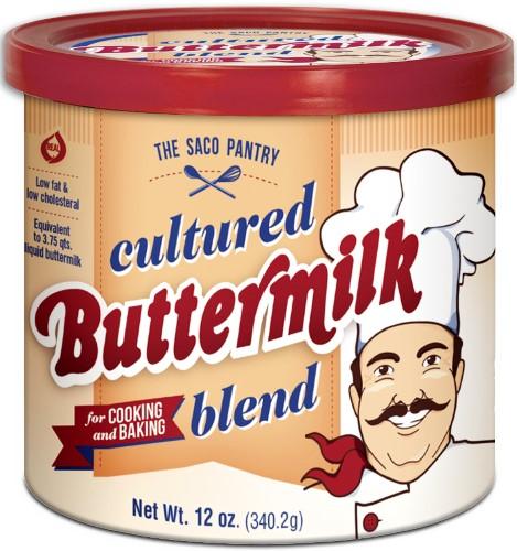 Buttermilk Powder Cult ( 6 - 12 OZ )