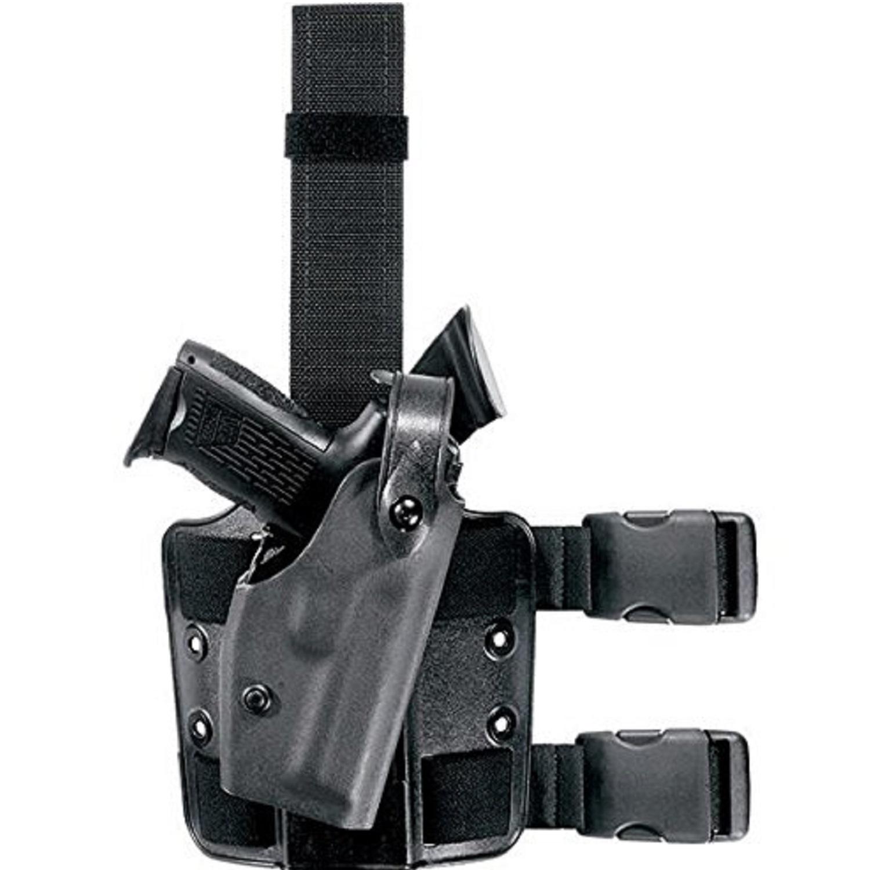 Safariland 6378-91-411 HK USP 40 ALS Paddle Holster RH Laminate Black STX