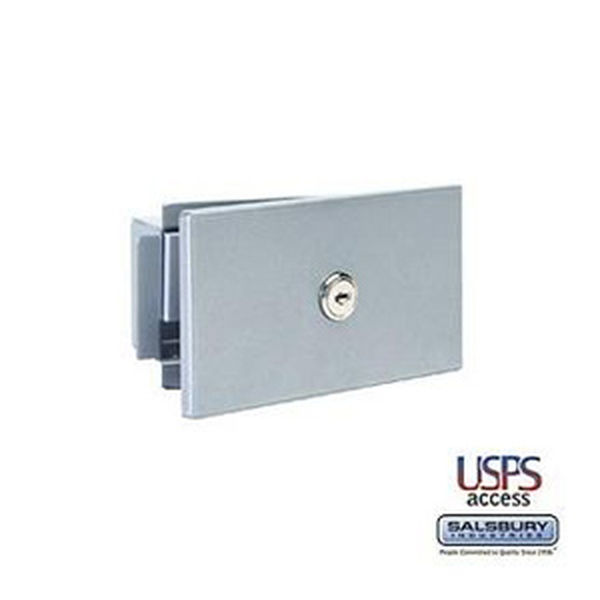 Key Keeper - Aluminum - Recessed Mounted - USPS Access