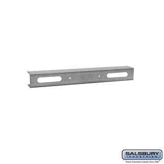 "Anchoring Brackets (set of 2) - for 12"" Deep Metal Lockers Without Legs"