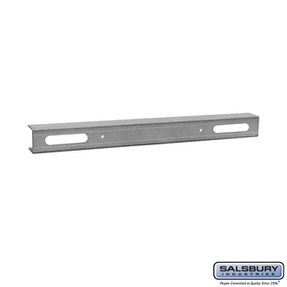 "Anchoring Brackets (set of 2) - for 15"" Deep Metal Lockers Without Legs"