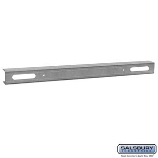 "Anchoring Brackets (set of 2) - for 18"" Deep Metal Lockers Without Legs"