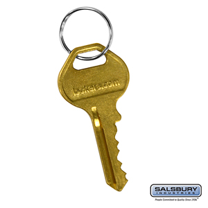 Salsbury Industries Master Control Key - for Built-in Key Lock of Cell Phone Locker at Sears.com