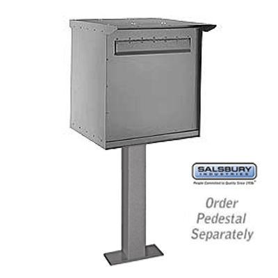 Pedestal Drop Box - Large - Primer
