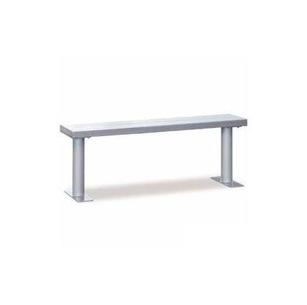 Aluminum Locker Benches - 36 Inches Wide