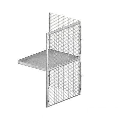 Bulk Storage Locker - Double Tier - Add On - 48 Inches Wide - 36 Inches Deep