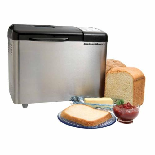 Breadman® TR2500BC 2-lb Convection Bread Maker