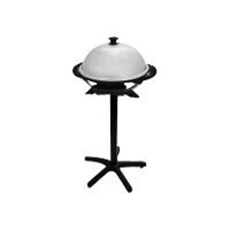 George Foreman™ GGR200RDDS Indoor/Outdoor Round Dome Grill