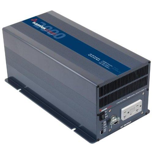 Pure Sine Wave Inverter.Input: 48 VDC, Output: 120 VAC, 1000 Watts.19 1U Rackmount