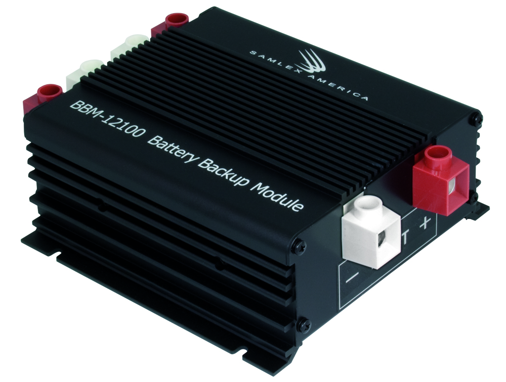 Battery Backup Module 100 Amps For Use with any 12 or 24 Volt Power Supply