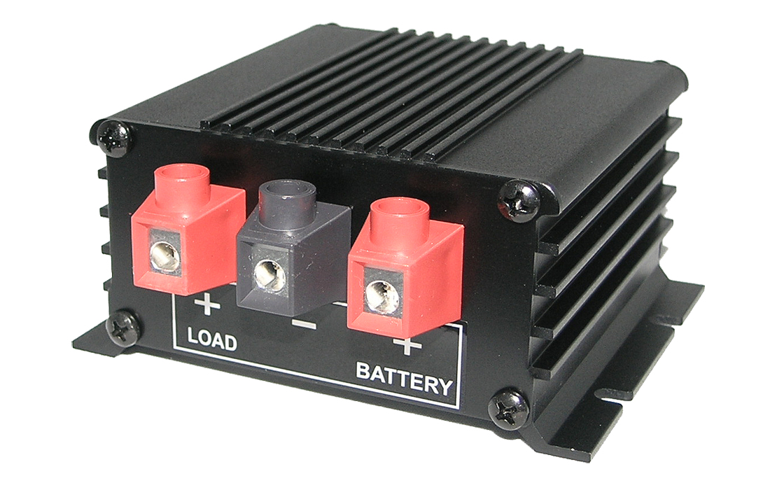 Battery Backup Module.25 Amps For Use with any 12 or 24 Volt Power Supply