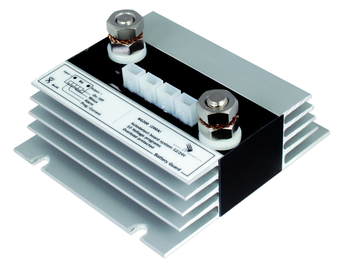 Battery Guard.200 Amps, RoHS Compliant