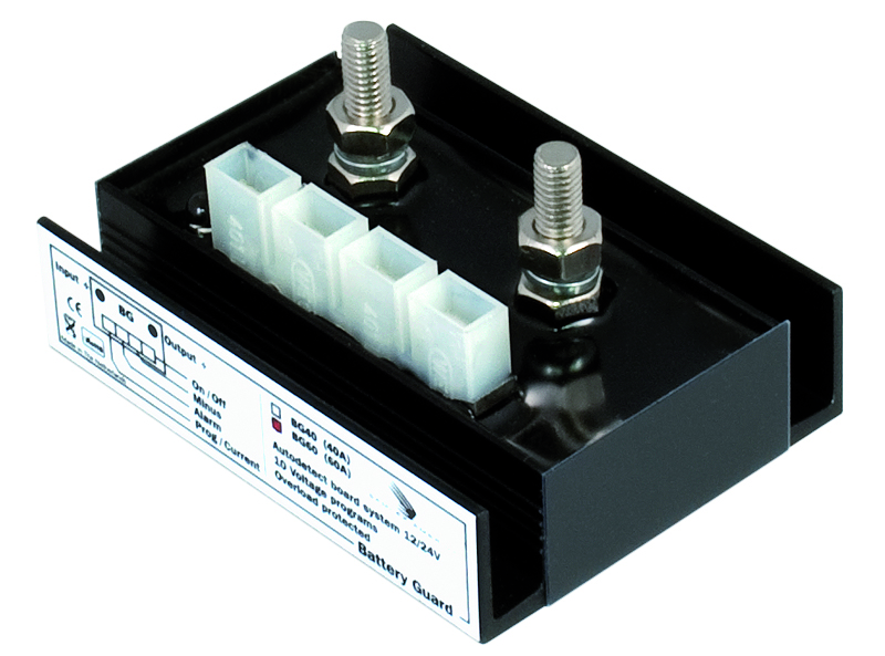 Battery Guard .60A, RoHS Compliant