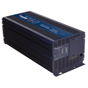 Inverter Modified Sine Wave, 24 VDC Input, 120 VAC Output, 2750 Watts