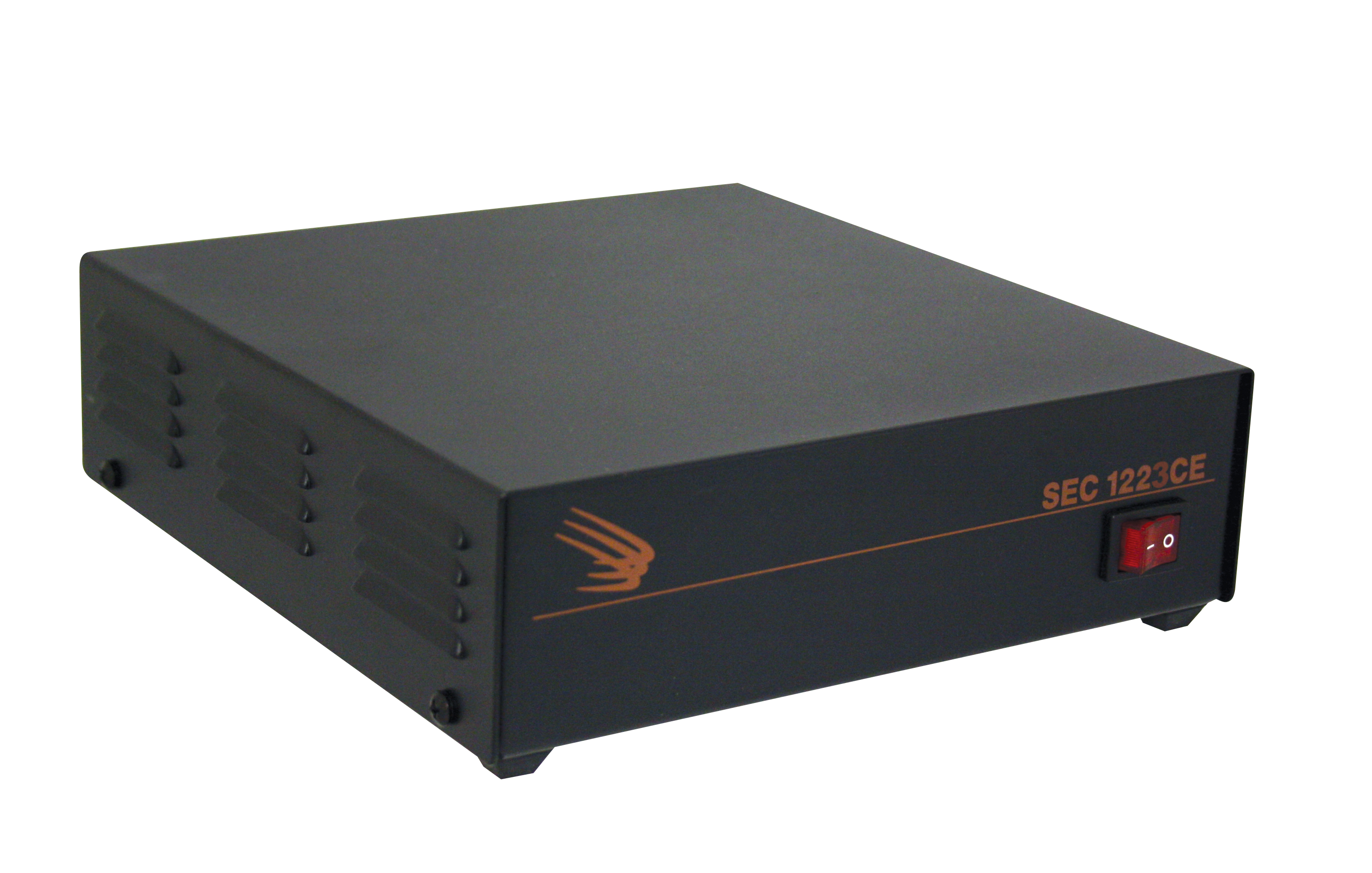 Desktop Switching DC Power Supply Input: 230 VAC, Output: 13.8 VDC, 23 Amps RoHS Compliant