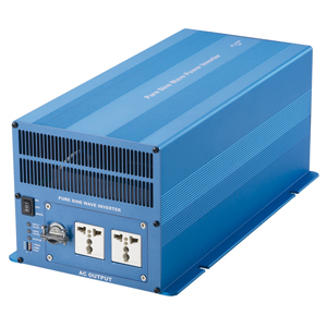 Inverter Pure Sine Wave, 48 VDC Input, 120 VAC Output, 3000 Watts
