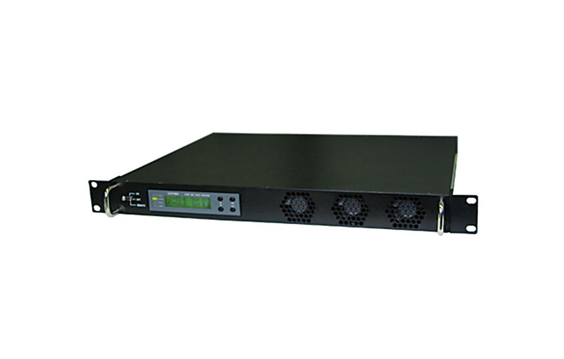 Pure Sine Wave Inverter.Input: 24 VDC, Output: 120 VAC, 1000 Watts.19 1U Rackmount