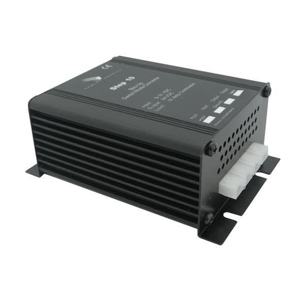 Step Up DC-DC Converter Input: 9-18 VDC, Output: 24 VDC, 10 Amps