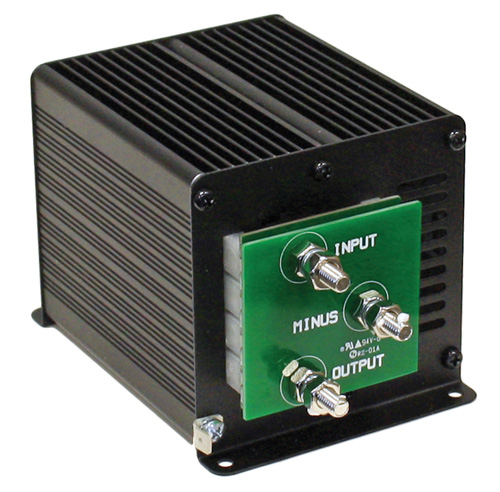 Step Up DC-DC Converter Input: 9-18 VDC, Output: 24 VDC, 20 Amps