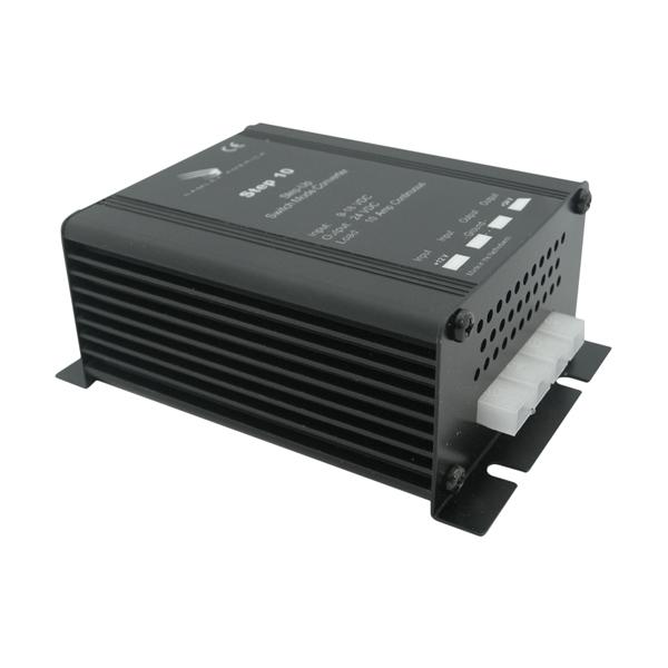 Step Up DC-DC Converter.Input: 9-18 VDC, Output: 24 VDC, 7 Amps