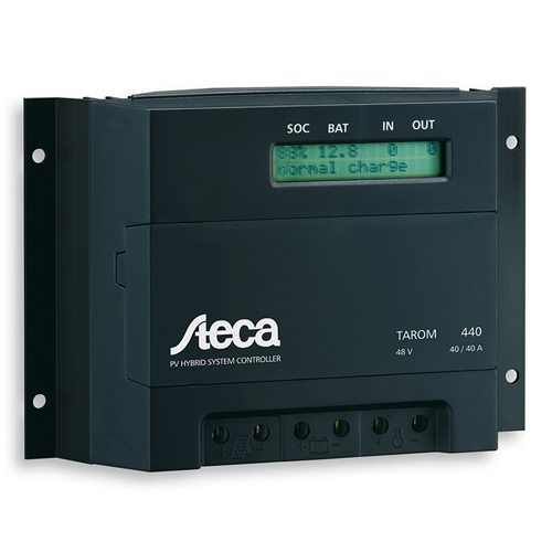 Solar Charge Controller - 48V, 40 Amps with LCD Display