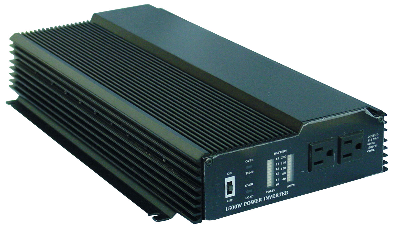 1500-3000W,TERMINALS, 2 OUTLETS INVERTER