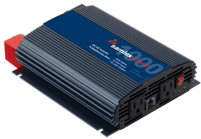 1000 WATT 12 VDC MODIFIED SINE WAVE INVERTER