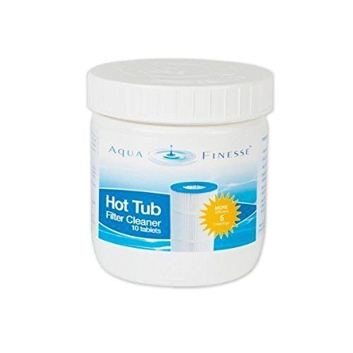 Filter Cleaner, Aquafinesse, 10 Tabs