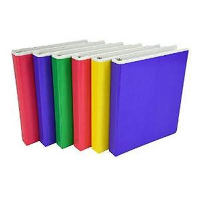 "1"" Color Packet View Binder 6pk"