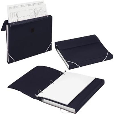 "1"" DUO 2-in-1 Organizer - Blk"