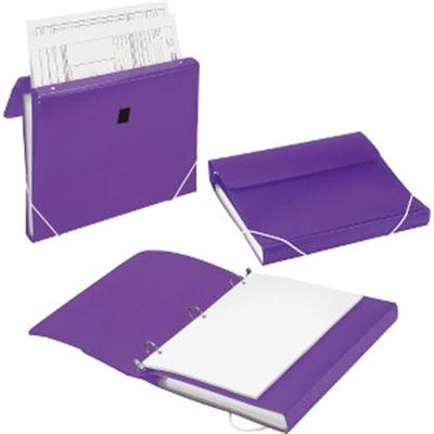 "1"" DUO 2-in-1 Organizer - Purp"