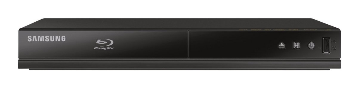 Samsung 2-Channel Multi-codec Blu-ray Player