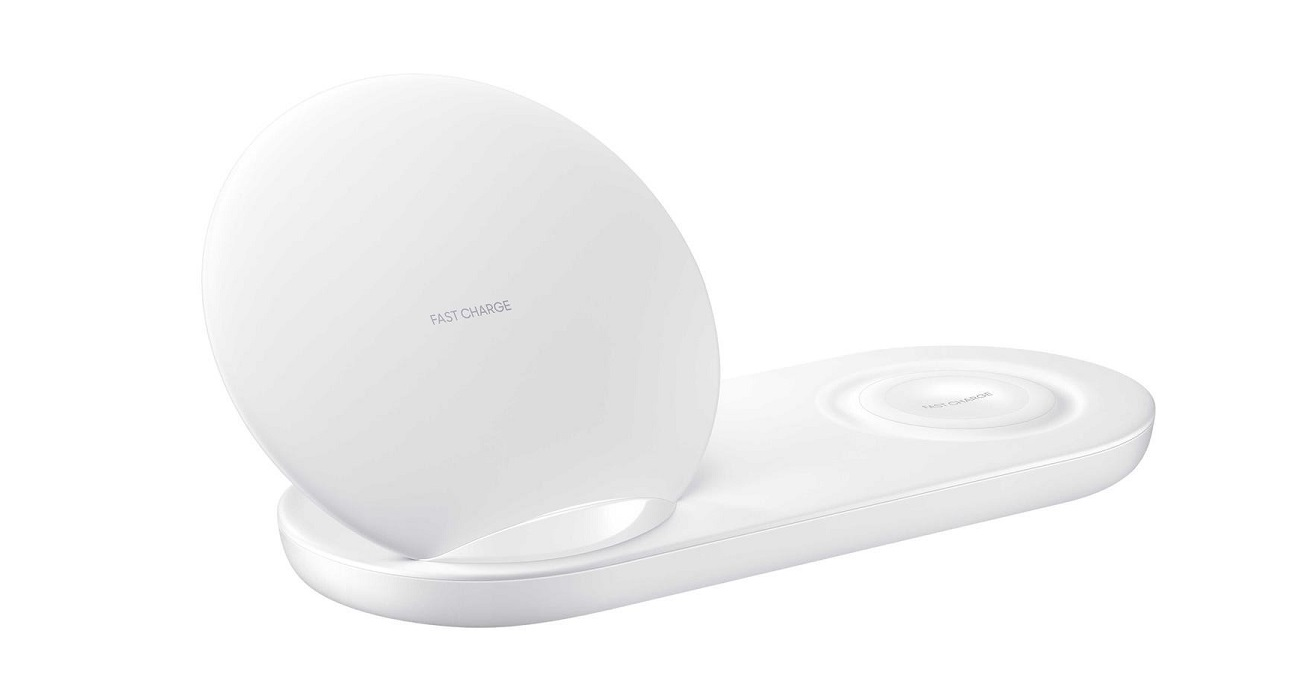 Samsung EP-N6100 Wireless Charger DUO White EP-N6100TWEGCA