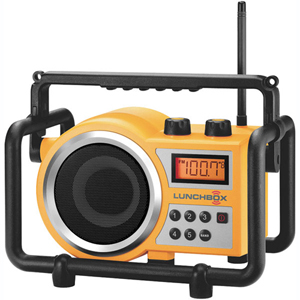 WORKSITE RADIO- LB100 LUNCHBOX