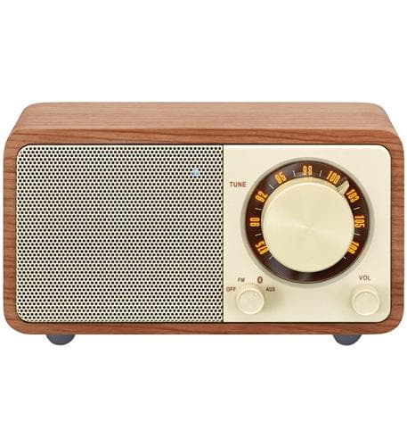 Mini Bluetooth Speaker with FM Radio