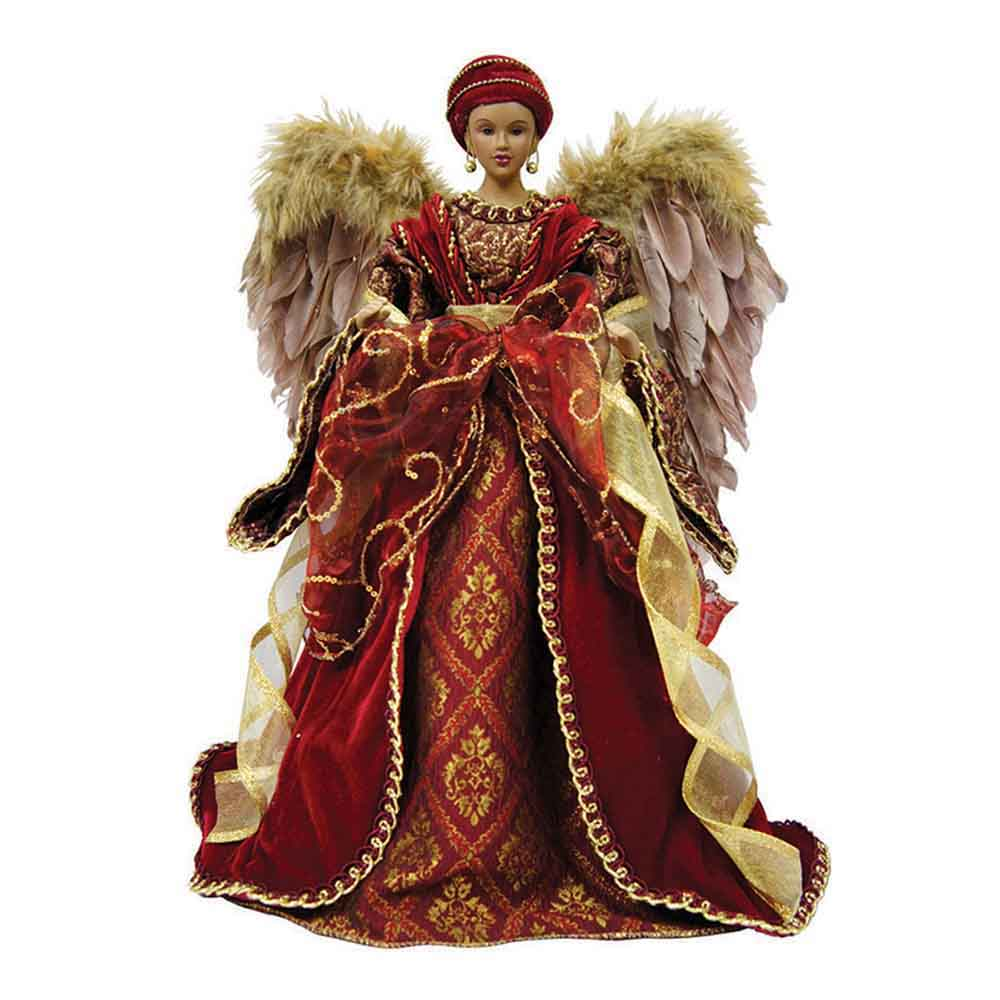 "16"" Aa Diva Angel Tree Topper"